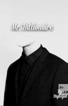 Mr. Billionaire **ReVamped** by Shykeijah