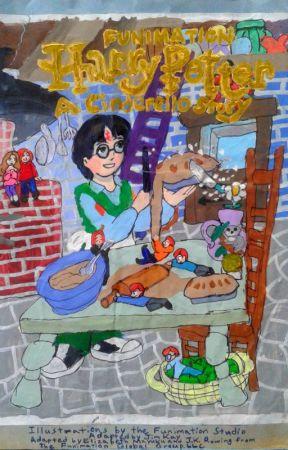 Harry Potter: A Cinderello Story by Emayuku