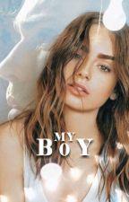 ꧁     ❛ MY BOY ❜     ꧂                                     ʙɪʟʟʏ ʜᴀʀɢʀᴏᴠᴇ by drovzy