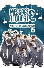 message request iii • exo  by Deerbabolti