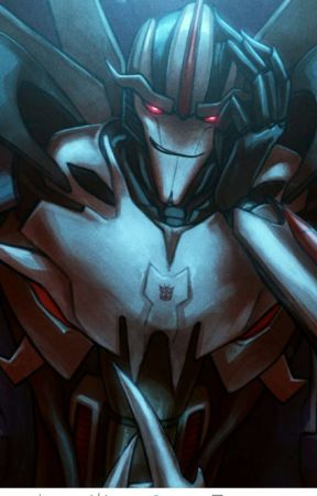starscream × human reader) I Love You With All My Spark - authors