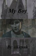 My Boy {Brahms Heelshire x Reader} by iiKitpink