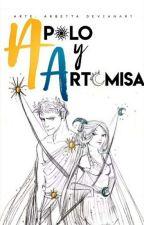 Fragmentos Apoltemisa [Apolo/Artemisa] by NathRossavel