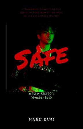 Safe  Stray Kids 1Oth Member  - Character Profile - Wattpad