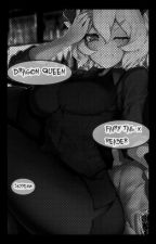 The Dragon Queen (Fairytail x Reader)  ●●●Under Major Editing●●● by Skyyeh8