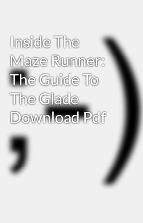 Pdf the series maze runner