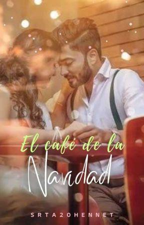 El café de la Navidad. © by Srta20Hennet
