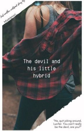 The Devil and His Little Hybrid by zionkokayy_