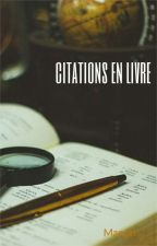 Citation By Me by missitaliana