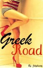Greek Road by julybeeuty