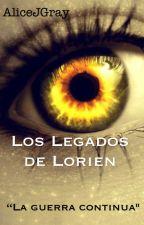 Los Legados de Lorien by AliceJGray