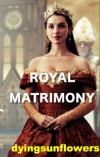 ROYAL MARRIAGE | JEREMIAH HART [2] by dyingsunflowers