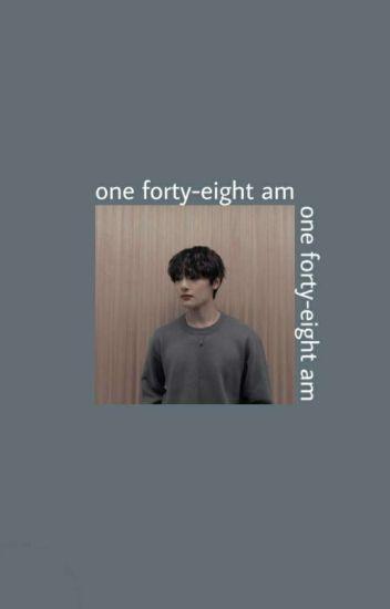 1:48am:Min Yoongi