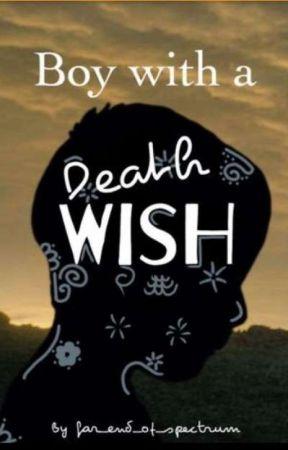 Boy With A Death Wish |Sci-fi| |Futuristic| by far_end_of_spectrum