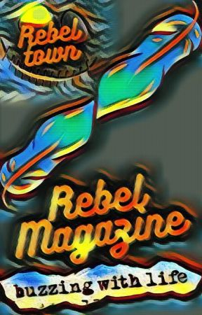 Rebel Magazine by Rebel_Town