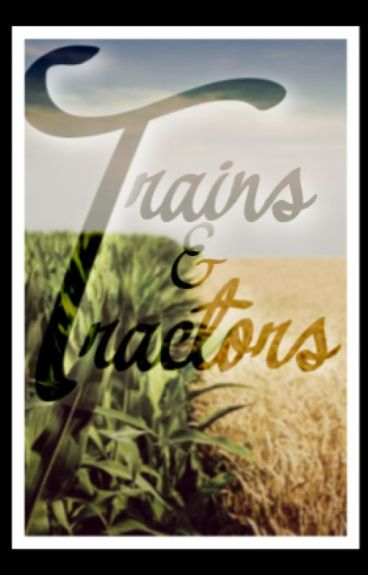 Trains and Tractors by Sammers