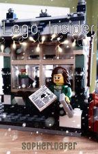 Lego Insider by Sopherloafer