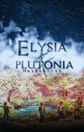 ELYSIA & PLUTONIA by Hoseokiiss