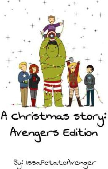 A Christmas Story: Avengers Edition