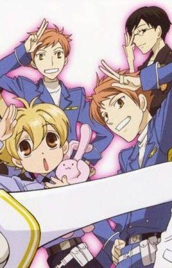 Ouran Highschool Host Club x Reader