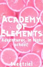 Academy Of Elements ➵ A Zodiac Story by Sweetzies