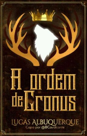 A Ordem de Cronus by LlukasAlb