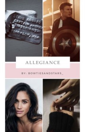 :. Allegiance .: Captain America :. BOOK ONE .: AVENGERS TRILOGY by bowtiesandstars_