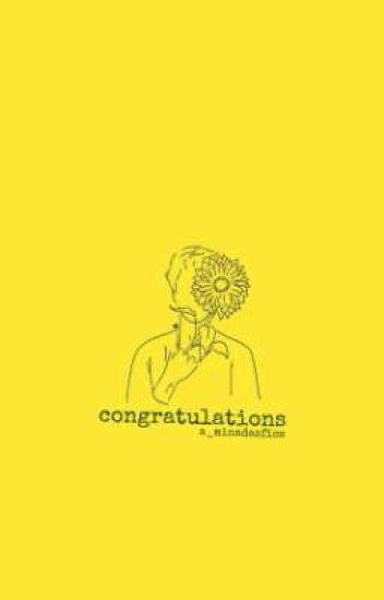 Congratulations ➳lams