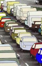 traffic jam · jhs by bluiswriting