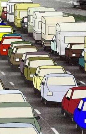 Traffic Jam Jhs ̜¡ Wattpad