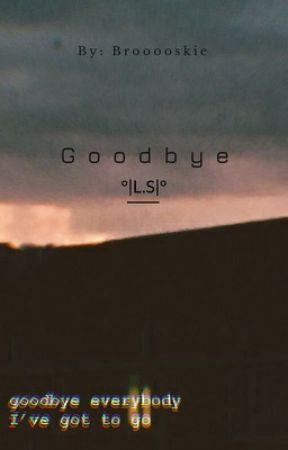 Goodbye   ° L.S ° by brooooskie