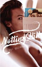 Notting Hill // h.s. au by golddustharry