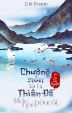 [ĐM][Edit] Chưởng môn lại bị Thiên Đế bức hôn nữa rồi - Lưu Li Túy Nguyệt by tieutrien