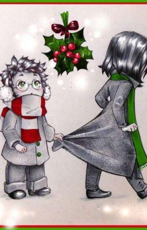 Kidnapping de Noël en Rimes (OS/SNARRY) by Yukii27