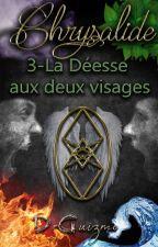 Chrysalide 3-La déesse aux deux Visages. by DrGuizmo