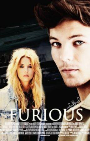 Furious - Louis Tomlinson by Agaaxx