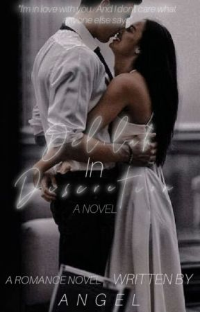 Delilah In Discretion - DISCRETION SERIES BOOK #2 by iiLoveydoveii