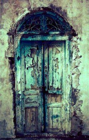 Through the Door by i-need-my-sleep