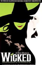 Wicked the musical by roxylouloublue