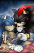 Bullets With Hearts(Sonadow) by TheWolfOfTheStars