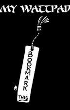 My Wattpad Bookmark by Tri3LyriX