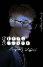 Derek Bieber: Uniquely Different by iamjourneedavis