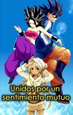 Goku & Caulifla. Unidos por un sentimiento extraño by k-tyDB