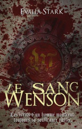 Le Sang Wenson  by EvaliaStark