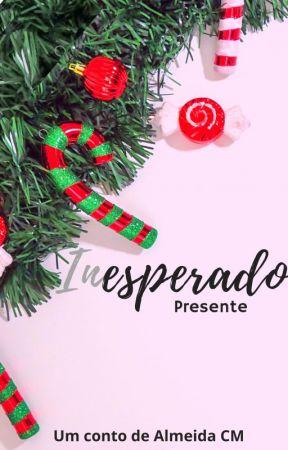 (In)esperado presente (Amostra) by AlmeidaCM