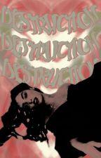 DESTRUCTION ⟡ MARCUS ARGUELLO by YellowNostalgia