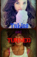 Tables are turned (A wassabi fanfiction) Alex x Rolanda by SecretSpyGal