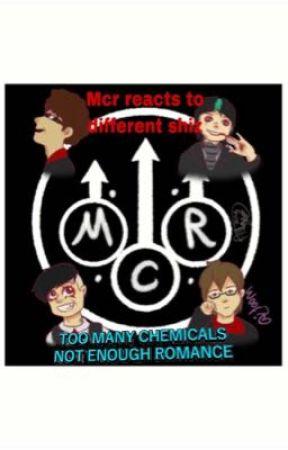 Mcr reacts to shiz. by thatweirdomultifan
