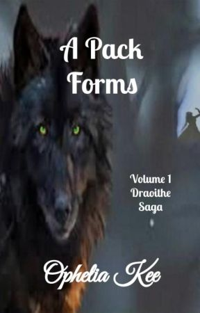 Draoithe: A Pack Forms by opheliakee69