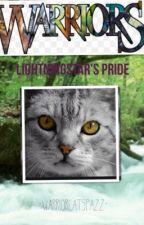 Warrior cats: Lightningstars pride by Warriorcatspazz